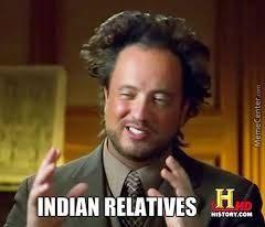 Indian-Relatives