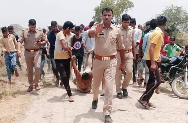 Mob lynching in Hapur