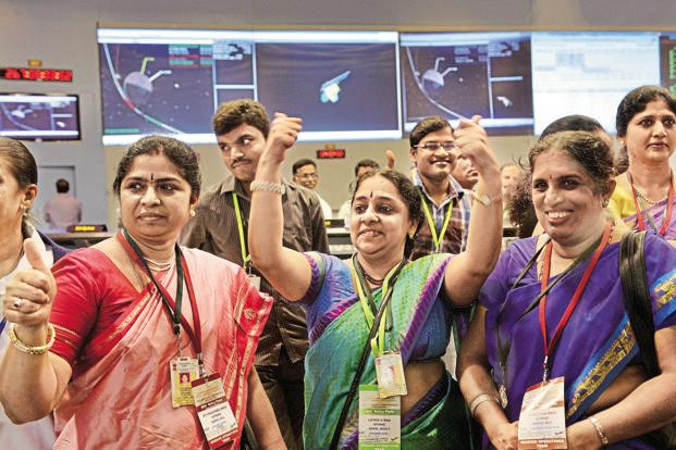 India's women scientists for the Mars mission