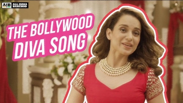 AIB - The Bollywood Diva Song